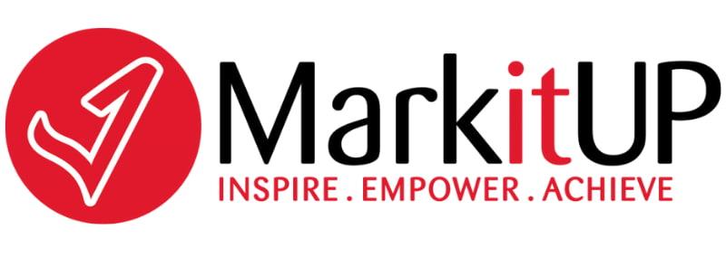 Mark it up logo