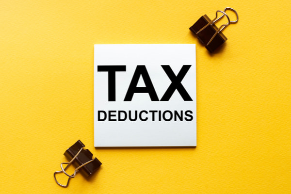 TAX DEDUCTIBLE BUSINESS EXPENSES